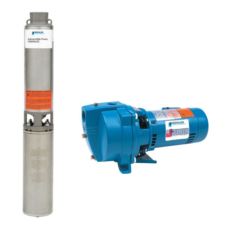 1 Hp Well Pump Motor