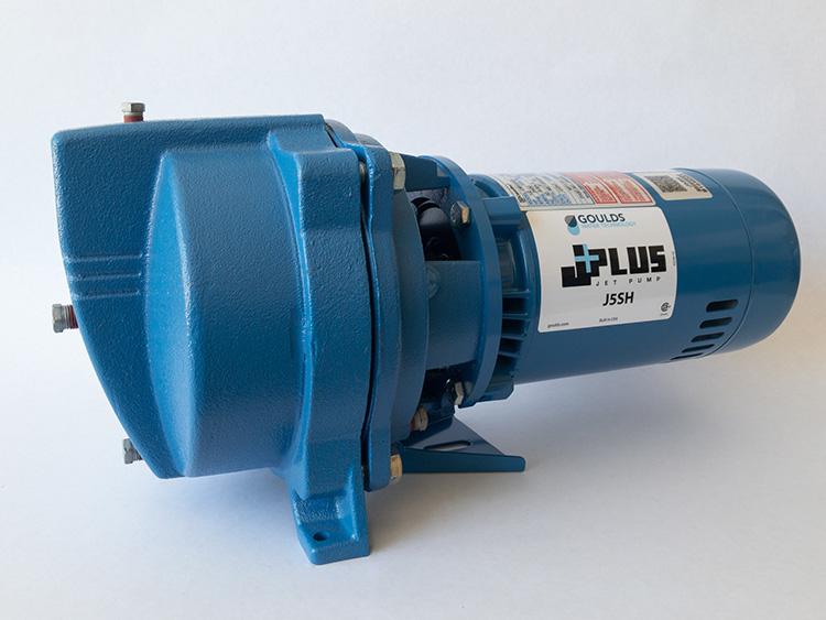 Goulds J5SH Self-Priming Jet Pump